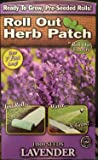 Roll Out Garden Bed of English Lavender Seeds by Garden Innovations