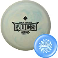 Innova Disc Golf Tour Series Glow Pro Roc3 Mid-Range Disc 178-180g with Stars Stamp Innova Mini (Colors Will Vary)