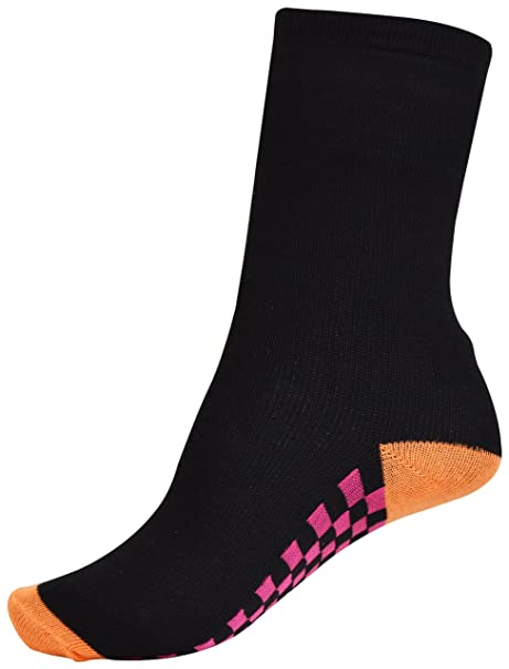 6 x Boys Cotton Rich Computer Stripey Design Pattern Socks