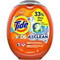 73-Count Tide Pods Coldwater Clean Liquid Laundry Detergent Pacs