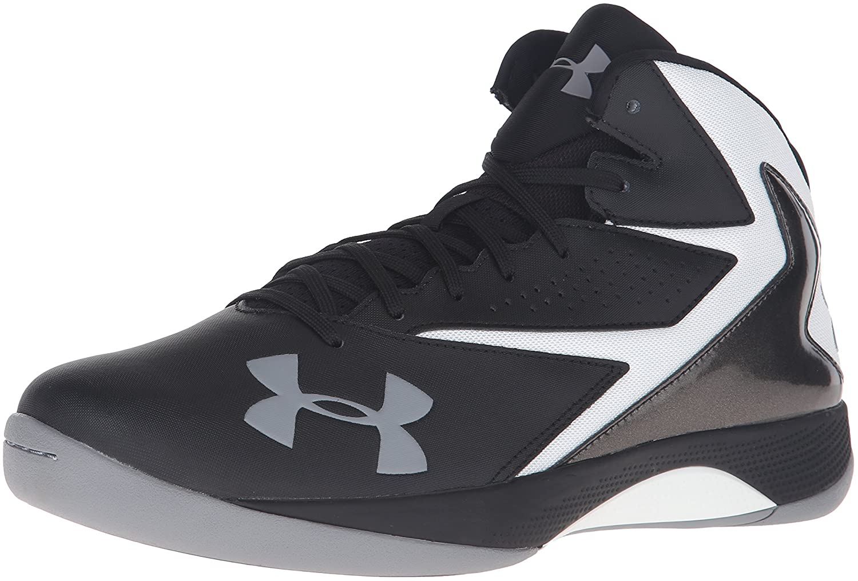 Under Armour Men s Lockdown Basketball Shoe