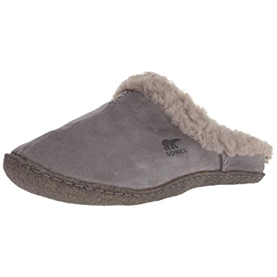 Sorel Women's Nakiska Slide Slipper, quarry, chrome | Slippers