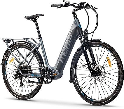 Moma bikes bicicleta eléctrica urbana