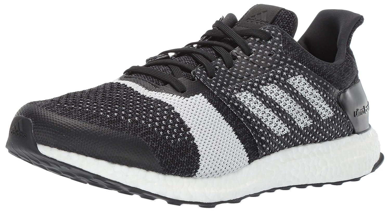 Black White Carbon adidas Men's UltraBOOST ST Running shoes