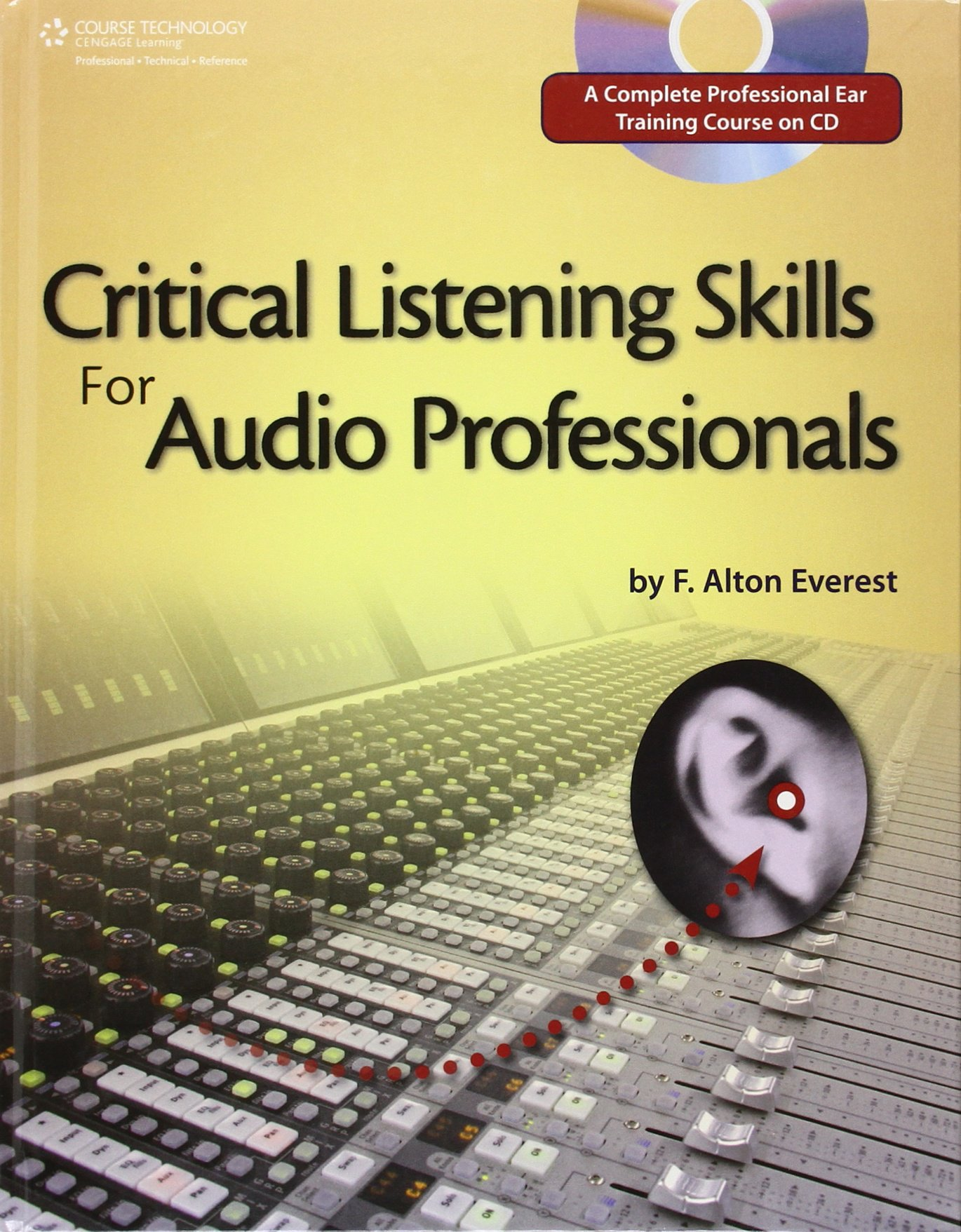 critical listening skills for audio professionals amazon co uk f critical listening skills for audio professionals amazon co uk f everest 0082039530239 books