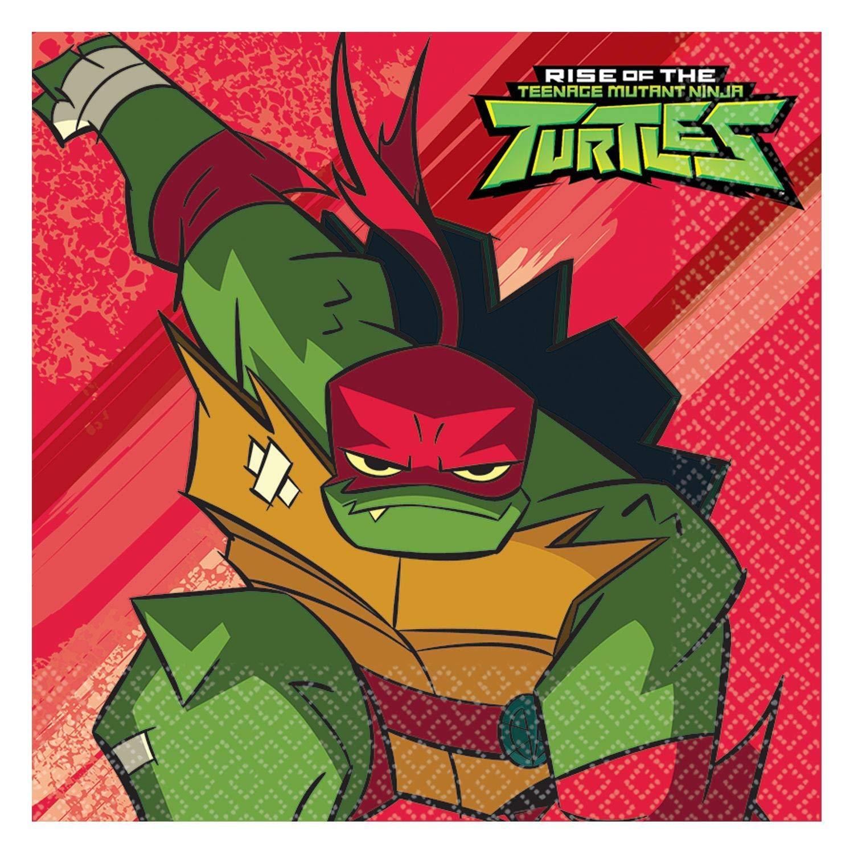 Rise of Teenage Mutant Ninja Turtles Artículos para Fiestas ...