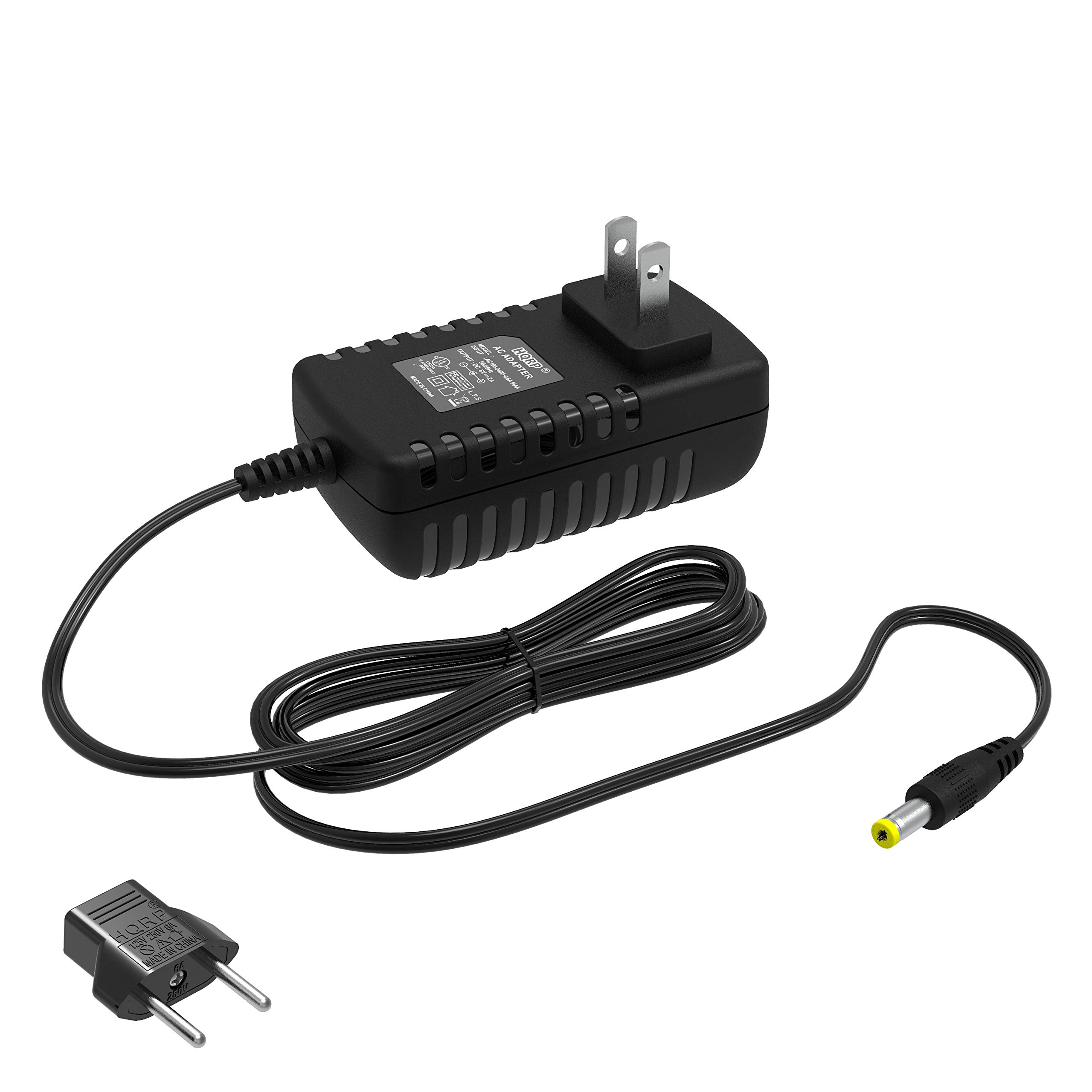 AC Adapter for ProForm XP 160 Elliptical Exerciser PFEL89470 Power Supply Cord