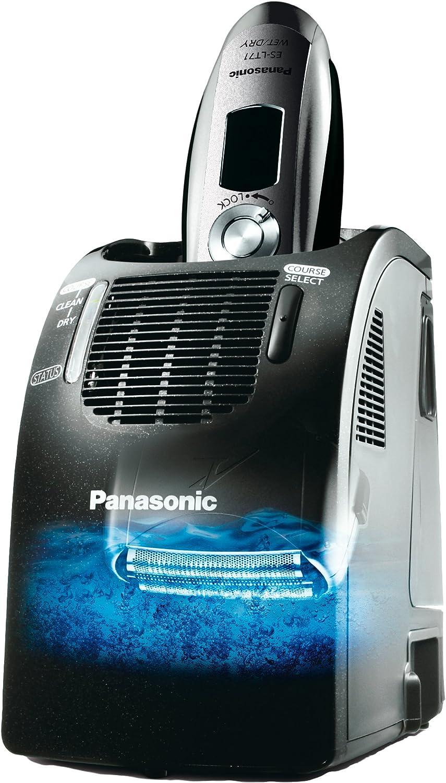 Panasonic ES-LT71 - Afeitadora en seco o húmedo con cabezal triple ...
