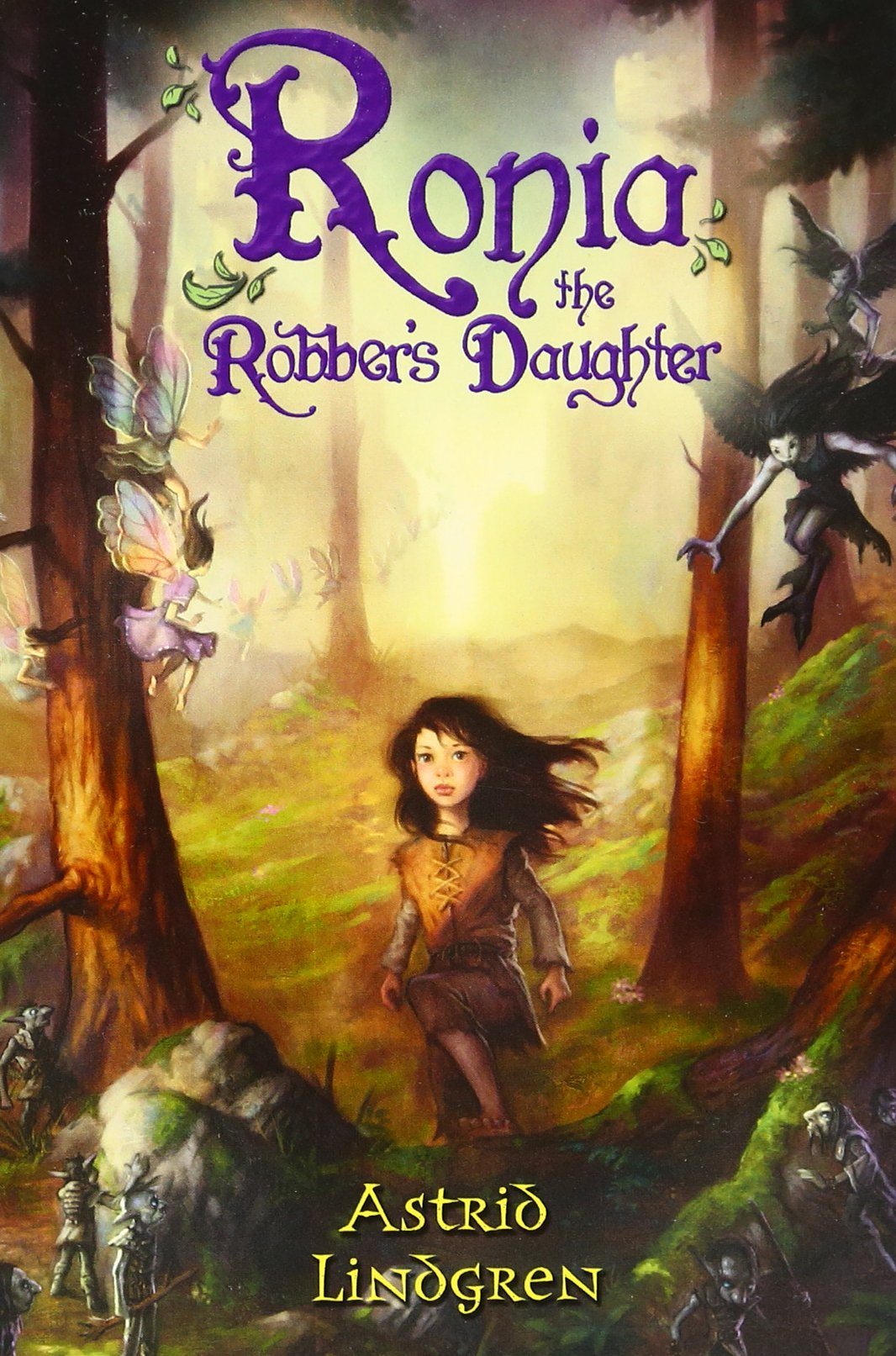 Ronia the Robbers Daughter