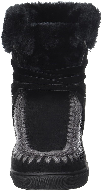 CHATTAWAK Damen Virginie Hohe Sneaker Noir (Noir) (Noir) Noir de2cdb