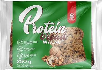 Cheat Meal Pan de proteína con nueces - 1 x 250g - 5 ...