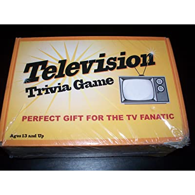 Algonquin Games Television Trivia Game: Toys & Games