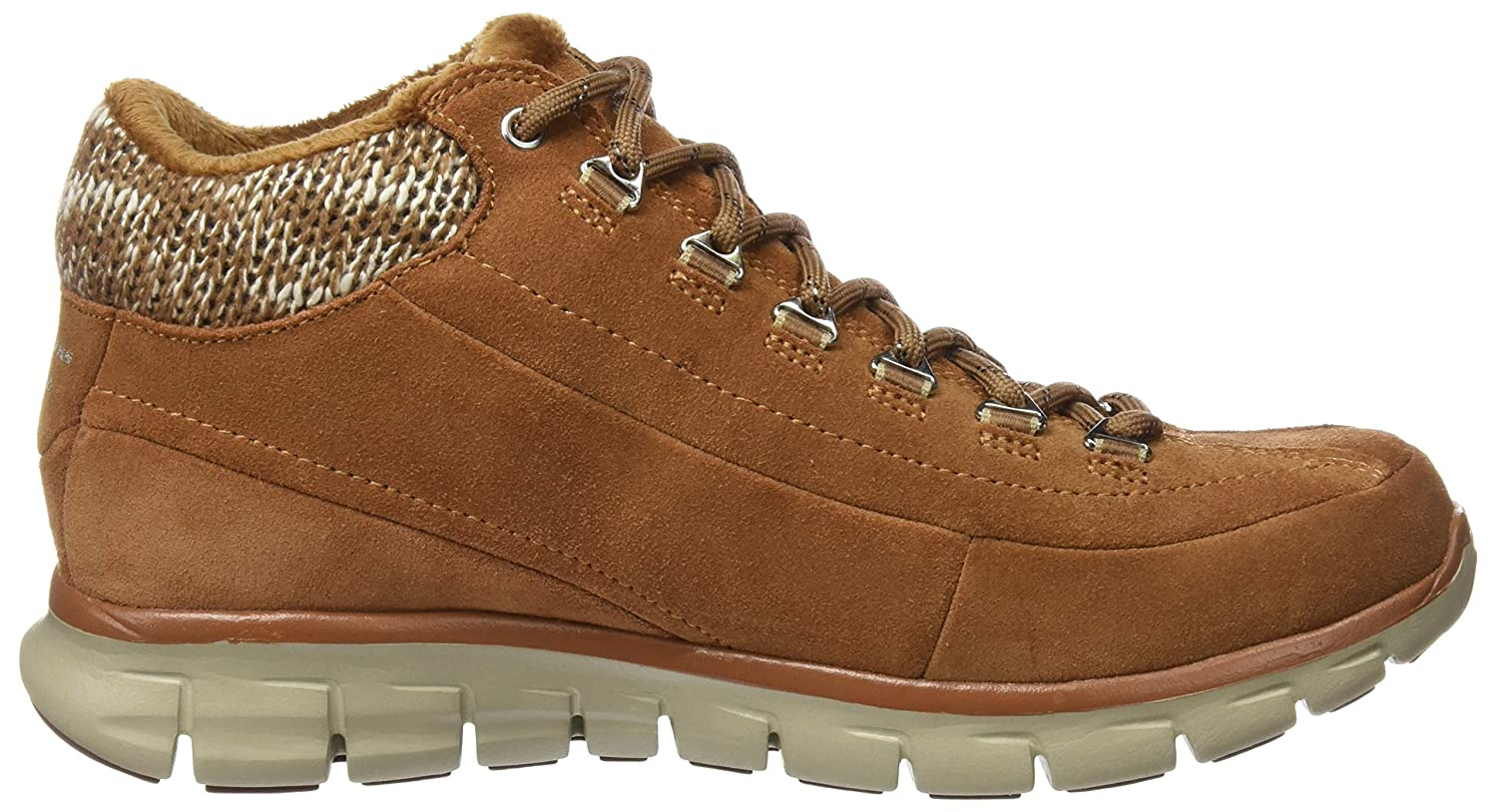 Skechers High-top Damen Synergy High-top Skechers Braun (Csnt) 347ec8