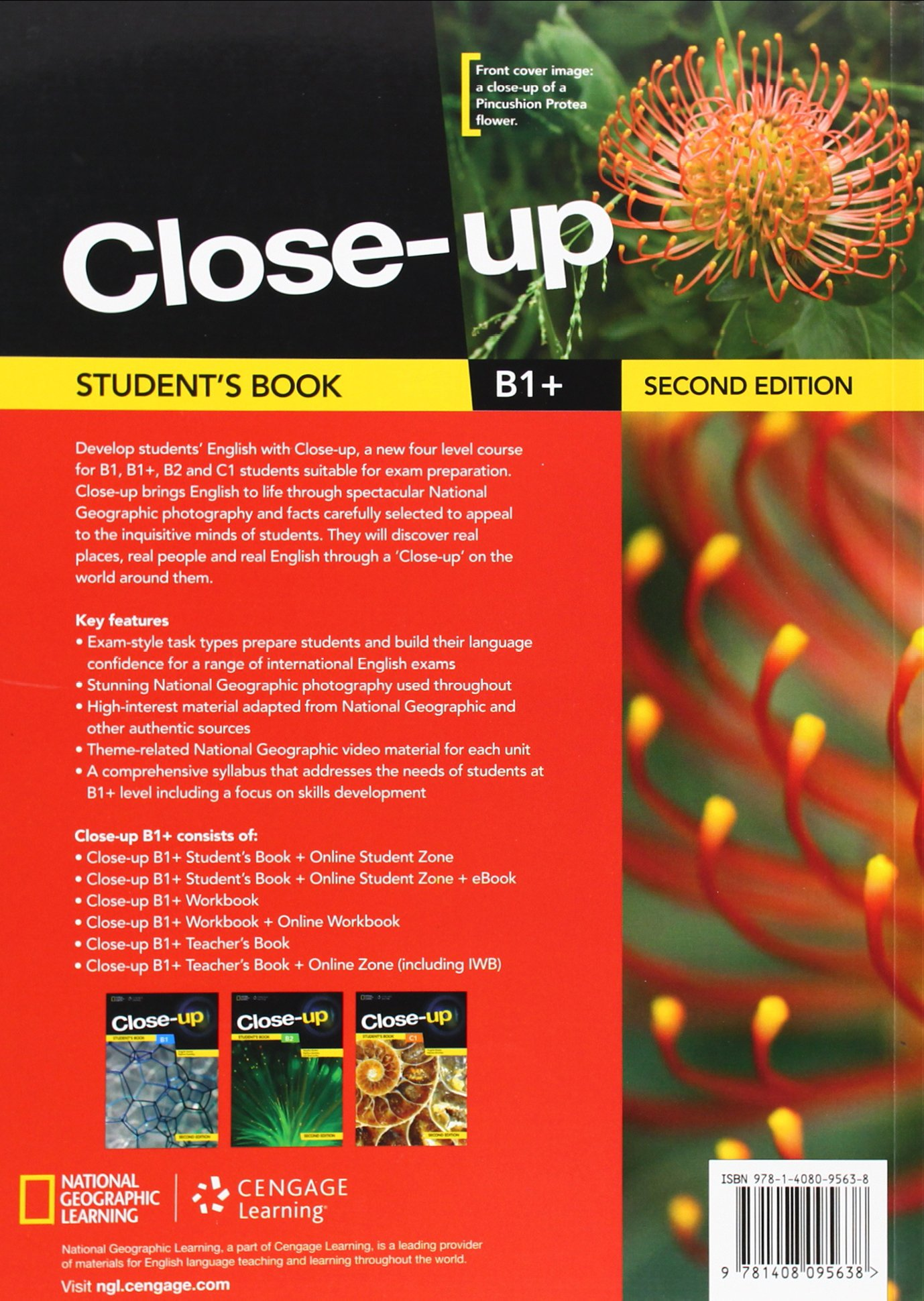 Close up 2nd b1 student book online student zone livros na close up 2nd b1 student book online student zone livros na amazon brasil 9781408095638 fandeluxe Images
