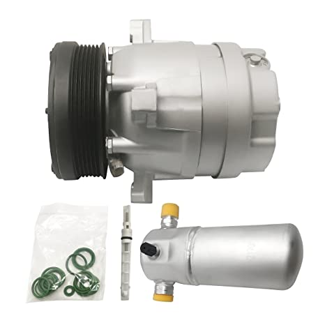 ryc remanufacturados AC Compresor y a/c Kit de embrague fg291 K1