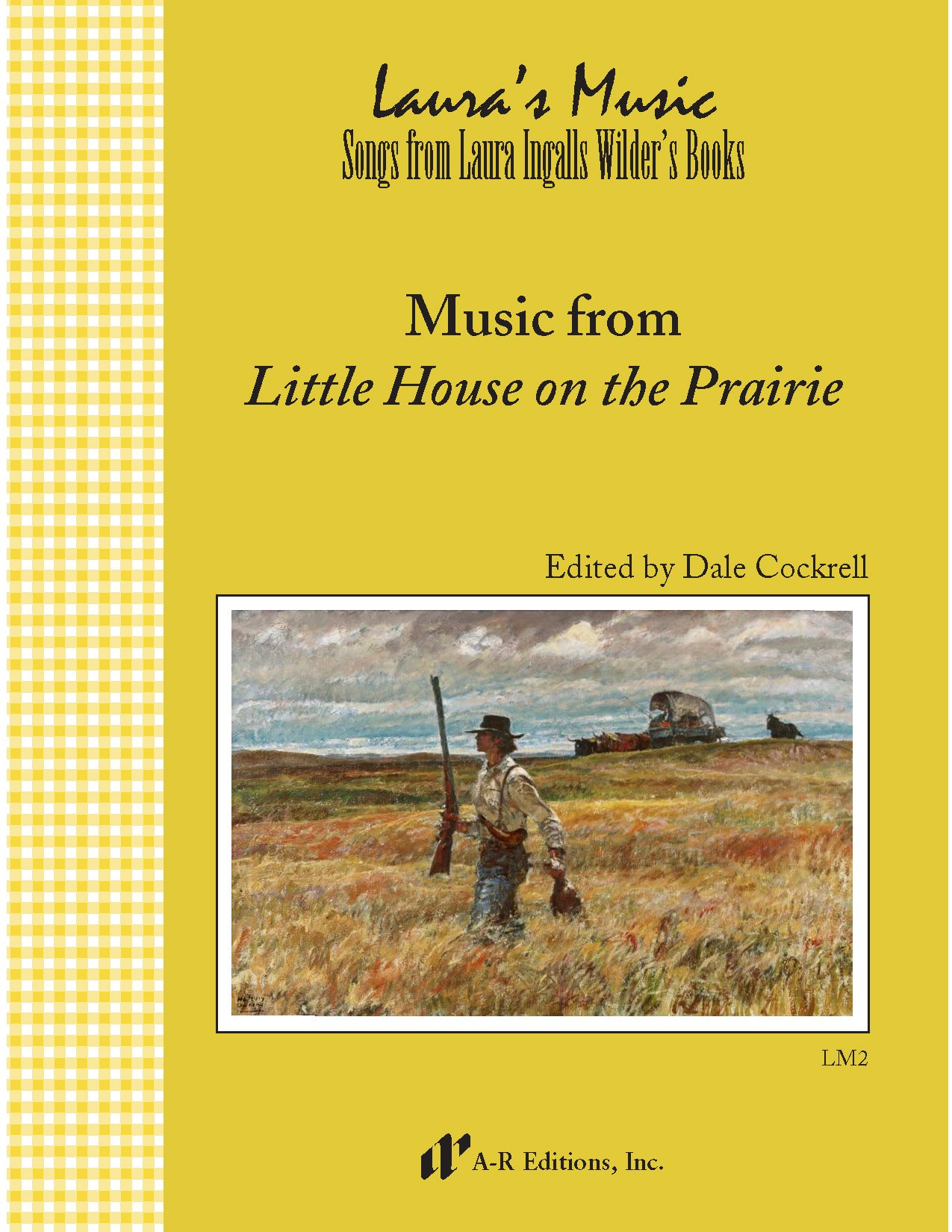 """Music from """"Little House on the Prairie"""", Laura's Music 2 PDF"""