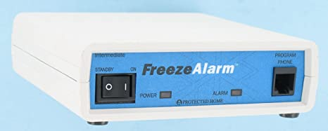 Control Products Intermediate FreezeAlarm Custom Temperature and Power Outage Alarm FA-I-CCA with voice message to up to 3 phone numbers / Quick ...