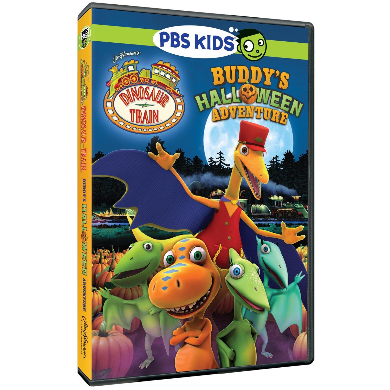 Amazon.com: Dinosaur Train: Buddy's Halloween Adventure: .: Movies ...