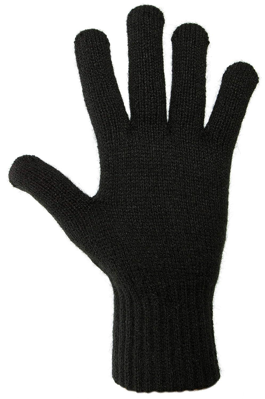 DARN WARM Alpaca GLOVES - Fingerless - BEST NATURAL SOLUTION for COLD HANDS Black - 50% Alpaca) 16783805BKL