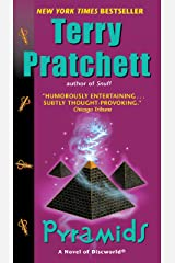 Pyramids: A Novel of Discworld Kindle Edition