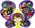 Snap Toys Lil' Butters Social Butterflies Collectible Figures Series 02 - Boho Chic