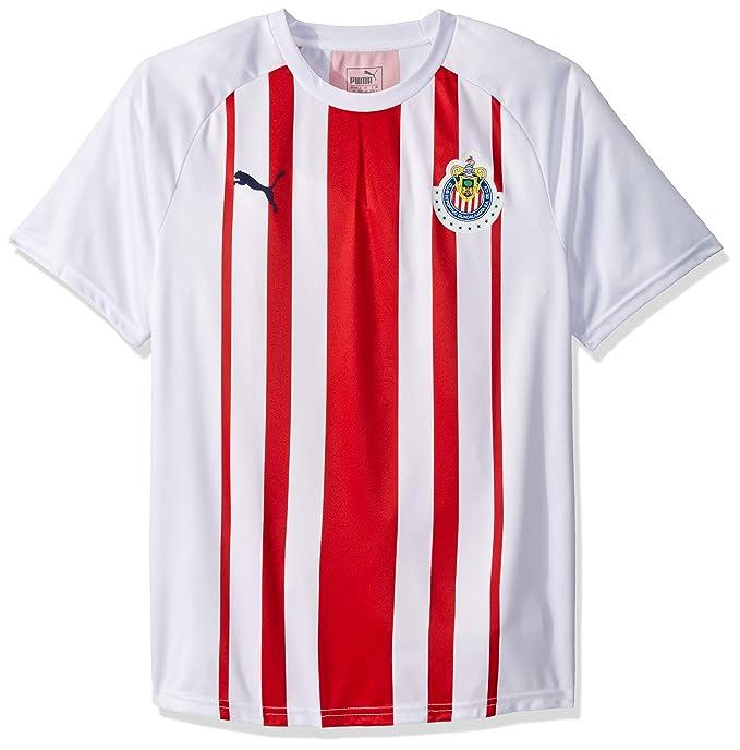online store 2d8ec b2fe8 Amazon.com : Liga MX Chivas Mens PUMA Licensed Apparel ...