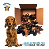 - Smoked Flavor Cow Hooves Chews for Dogs