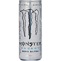 Monster Monster Energy Zero Ultra 24 x 250 mL