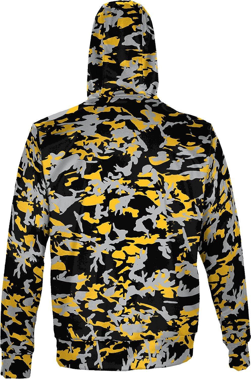 Camo ProSphere Kennesaw State University Mens Full Zip Hoodie