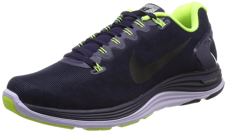 Nike Nike Nike WMNS Lunarglide+ 5 BLK Damen Turnschuhe f3c730