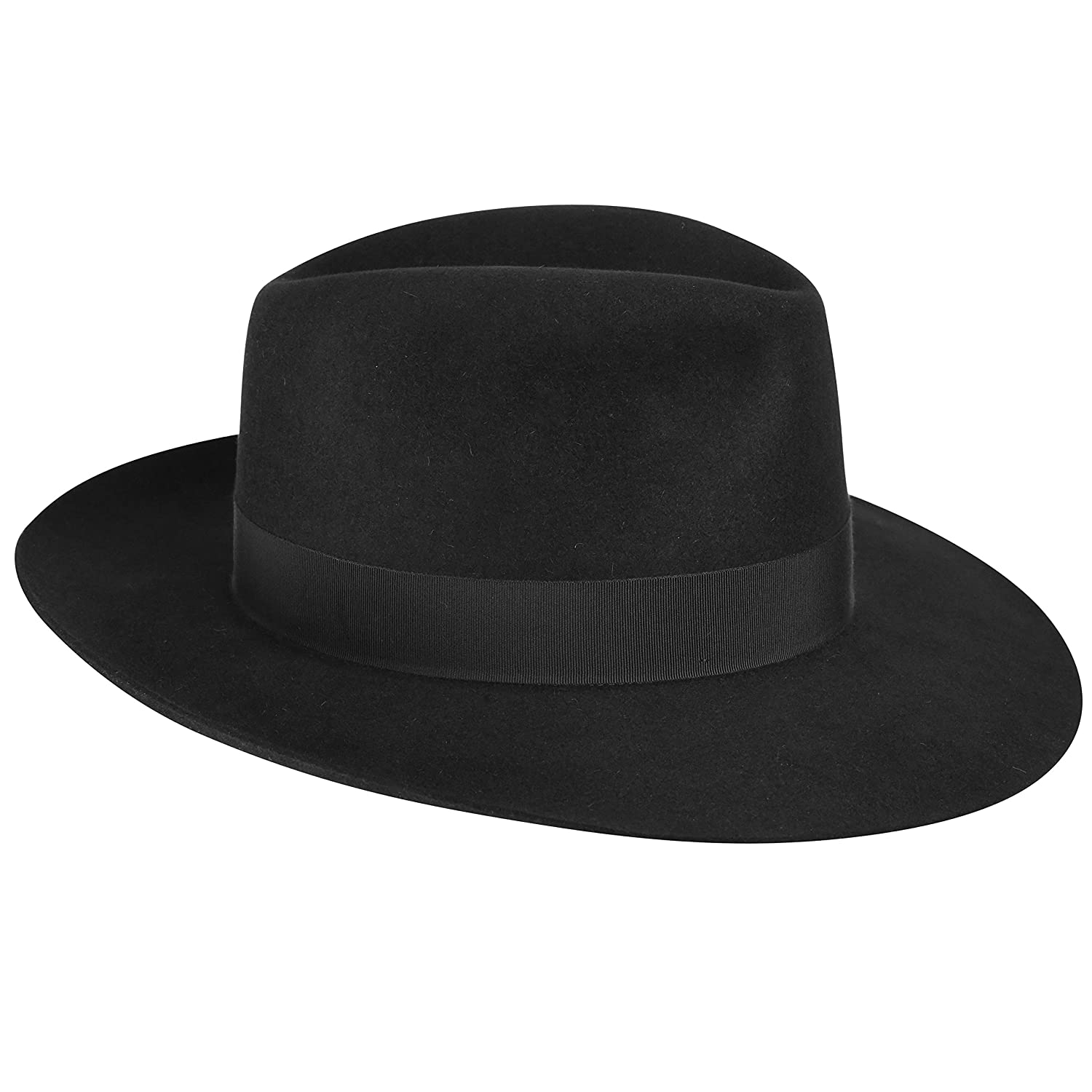 Barbisio Super Fur Felt Fedora