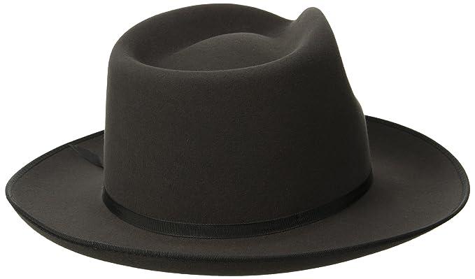 58bbde6ee Stetson Men's Stratoliner Royal Quality Fur Felt Hat