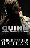 Quinn (New York City's Finest Book 3)