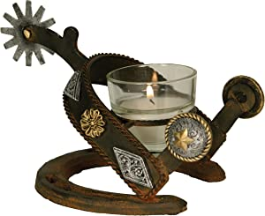 River's Edge Products Candle Holder - Spur