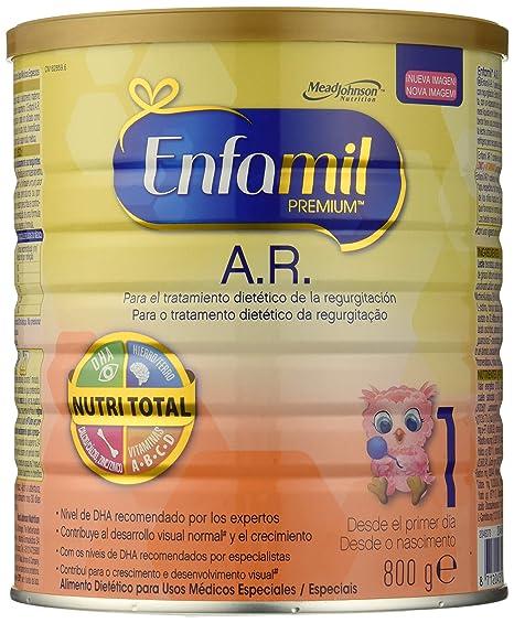 Enfamil Premium A.R.1 - Leche infantil anti regurgitación para bebés lactantes de 0 a 6
