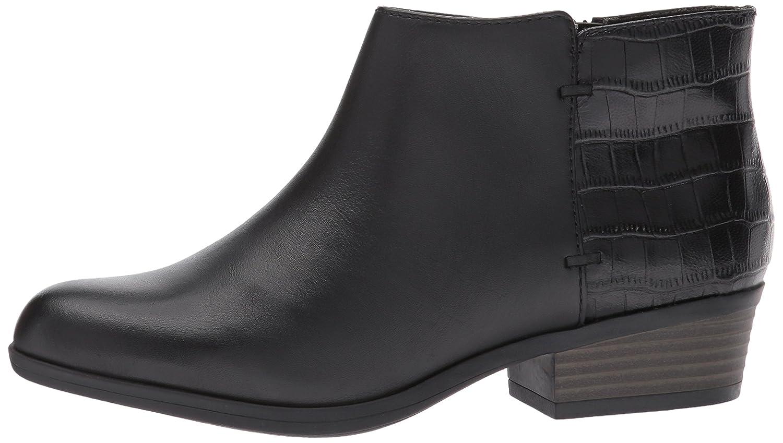 CLARKS Women's Addiy Zora Ankle Bootie Leather B01N9JXR0N 7.5 B(M) US|Black Leather Bootie 2d6d16