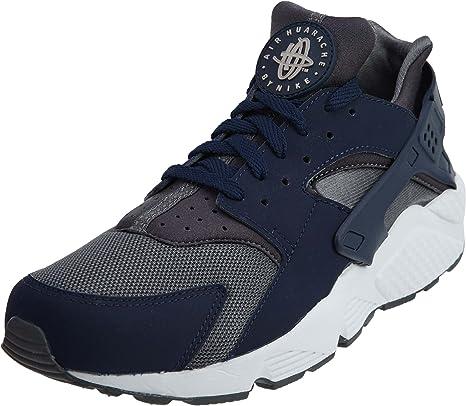 scarpe nike huarache blu