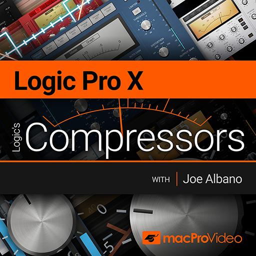 Compressors Course For Logic Pro X by macProVideo