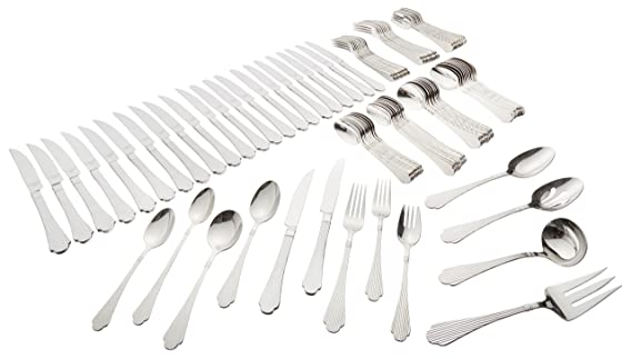 Lenox Abilene 112-piece Flatware Set