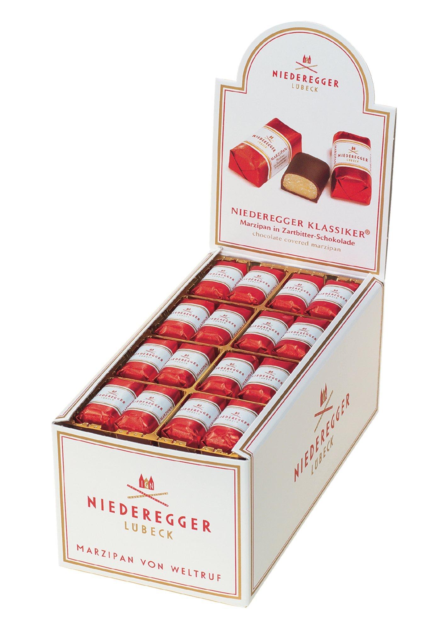 Niederegger Marzipan Mini Loaves - Bulk - (80 x 0.44oz) by Niederegger