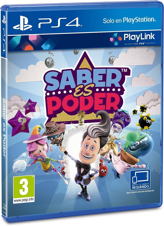 Saber Es Poder para PS4: Amazon.es: Videojuegos