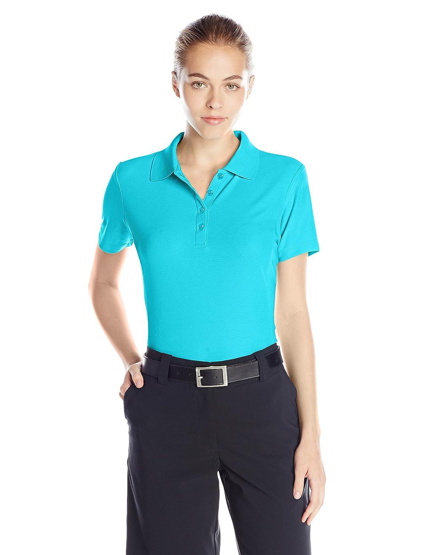 Greg Norman Collection Women's Short Sleeve ProTek Micro Pique Polo