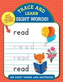Trace and Learn Sight Words! (Trace & Learn)