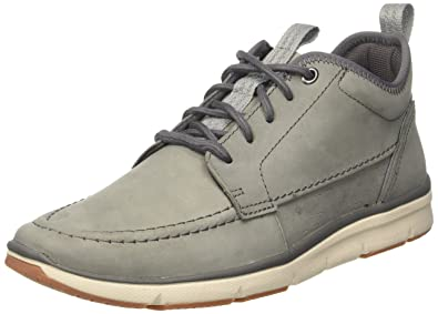 0c7bd25f96ce08 Clarks Men s Orson Mid Trainers  Amazon.co.uk  Shoes   Bags
