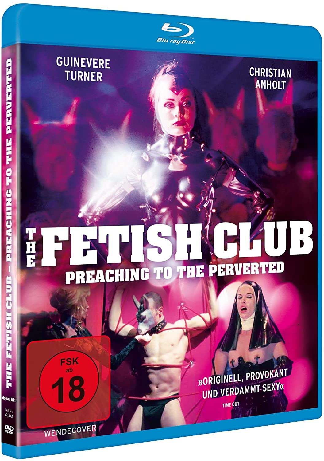 Amazon.com: The Fetish Club - Preaching to the Perverted ( Preaching to the  Perverted ) [ Blu-Ray, Reg.A/B/C Import - Germany ]: Tom Bell, Julie  Graham, ...