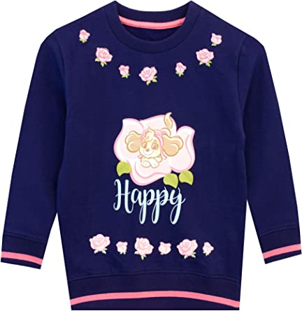 Girls Paw Patrol Sweatshirt
