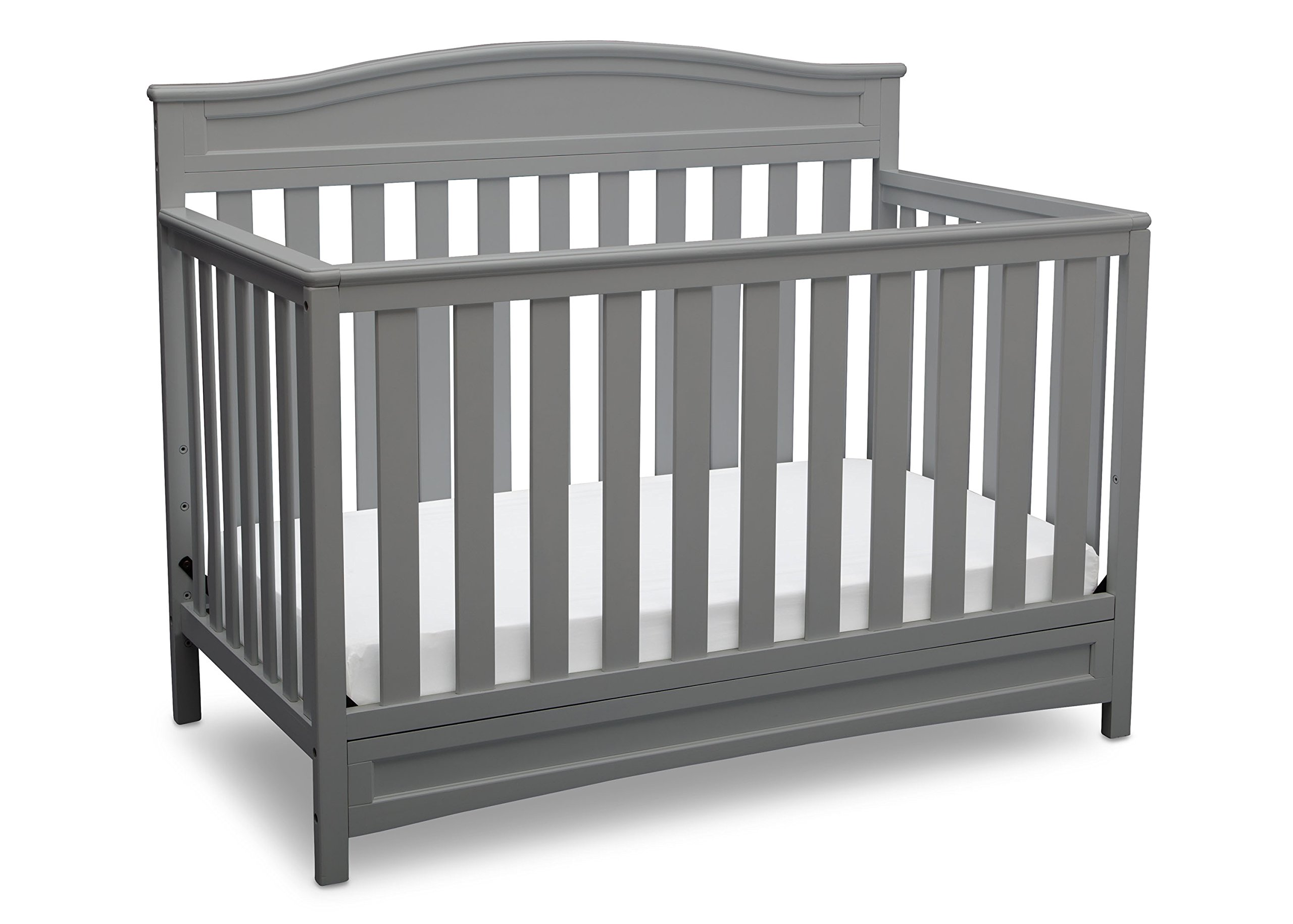 73decf91b35 Amazon.com   Delta Children Emery 4-in-1 Convertible Baby Crib