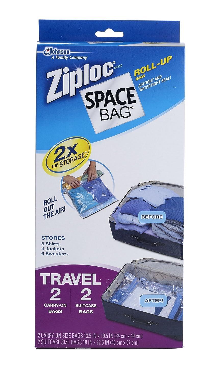 Amazon.com: Espacio Bolsa bolsas de viaje enrollable ...