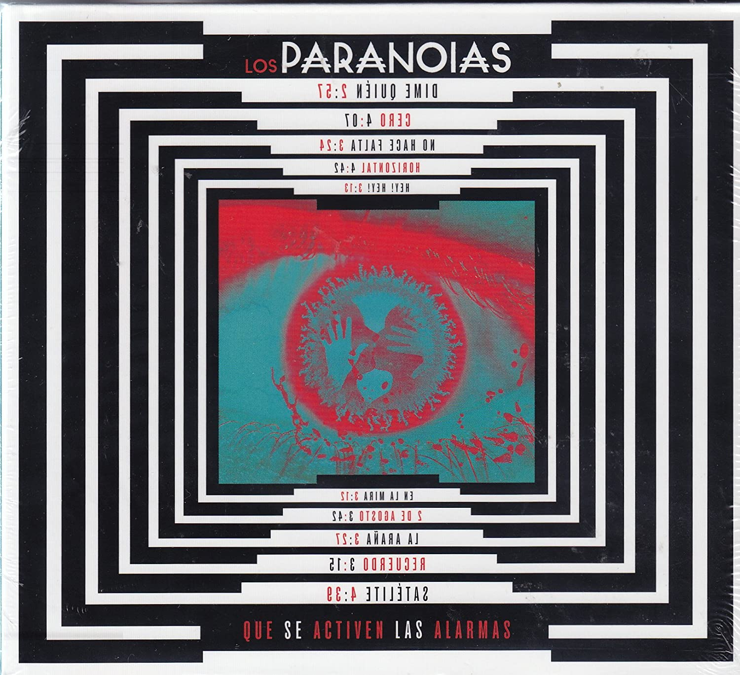 Los Paranoias - Que Se Activen las Alarmas - Amazon.com Music