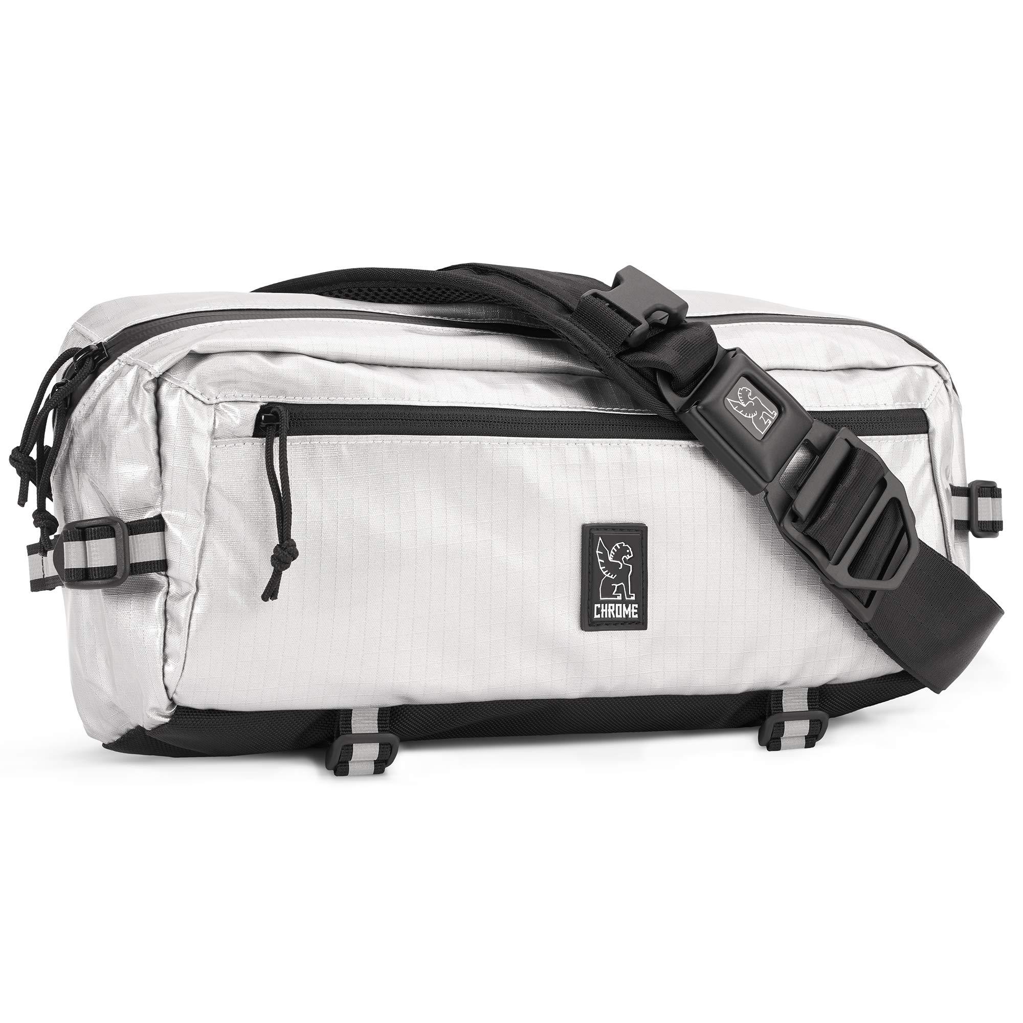 Chrome Industries Kadet Messenger Bag Belt Buckle, 9 Liter